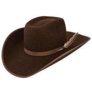 Resistol Hats Kid's Holt Jr. Wool Hat